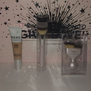 It cosmetics heavenly luxe brush buffing new